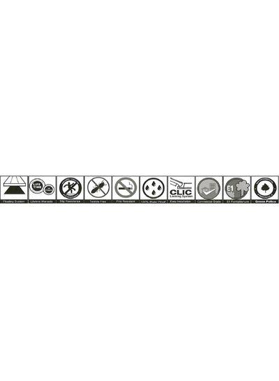 Huismerk PVC klik CCX 501 DE