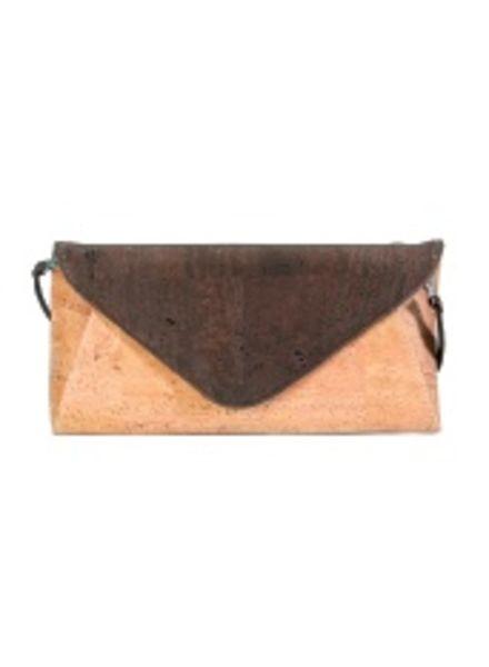 """Ovale """"pouchette"""" bi-color FHR-B 163"""