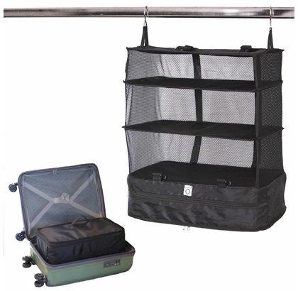 TravelZ Luggage Closet, Handbagage Organizer