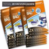 Pro Vacuumzakken Home XL [Set 28 Zakken]