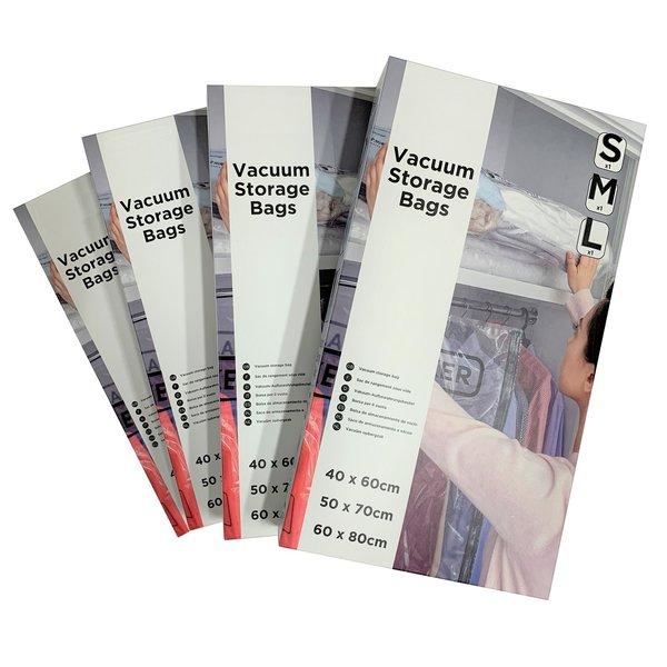 Budget Pakket Vacuumzakken Home Medium [Set 12 Zakken]