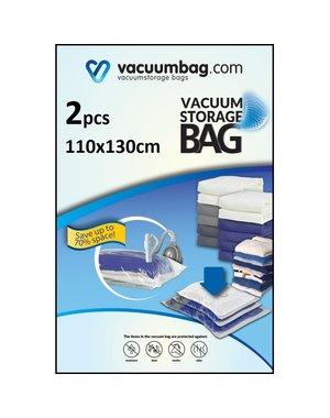 Vacuumbag.com Vacuumzakken 110x130 [Set 2 zakken]