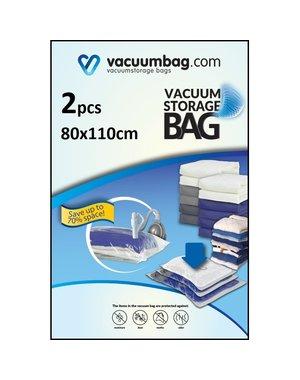 Vacuumbag.com Vacuumzakken 80x110 [Set 2 zakken]