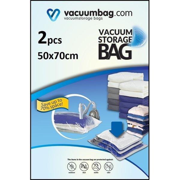 Vacuumbag.com Vacuumzak 50x70 [Set 2 vacuumzakken]