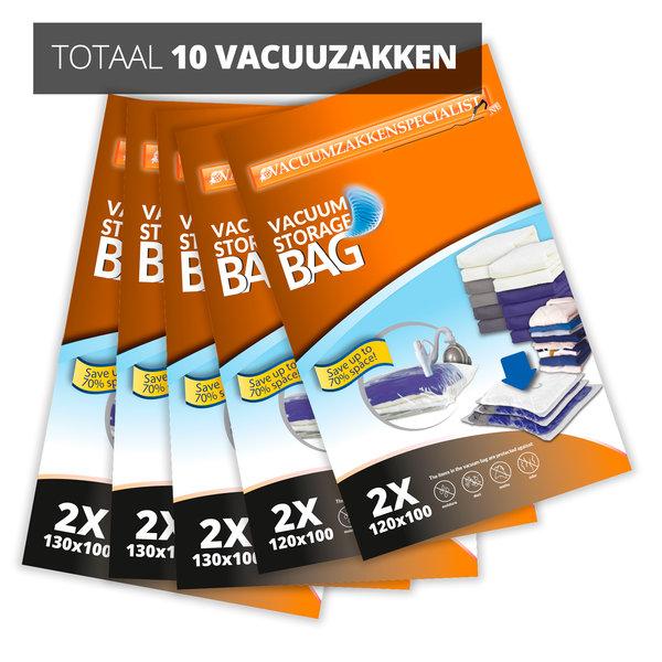 Pro Pakket Vacuumzakken voor tuinkussen [Set 10 Vacuumzakken]