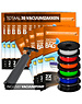 Pro Vacuumzakken Pakket XL voor Filament [Set 30 Vacuumzakken+pomp]