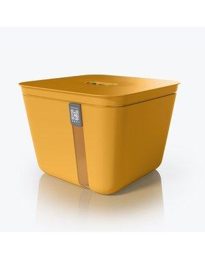 Vacuvita Vacuum Voedsel Container Large Oranje
