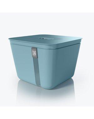 Vacuvita Vacuum Voedsel Container Large Blauw