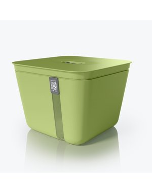 Vacuvita Vacuum Voedsel Container Large Groen