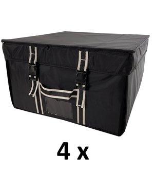 Pro 4x Vacuum Opbergbox 40X40X25