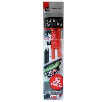 Seal Sticks Universele Zakkensluitsers Set 6