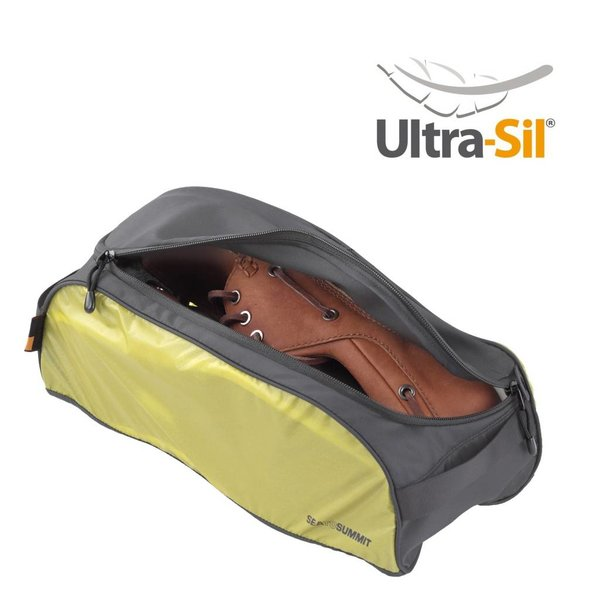 Sea to Summit Shoe Bag Small | Opbergzak Voor Schoenen Lime