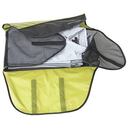 Sea to Summit Shirt Folder L Lime/Black 44X30X10 cm