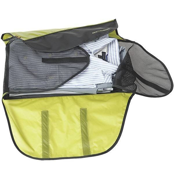 Sea to Summit Shirt Folder L Lime/Black 44X30X10 cm