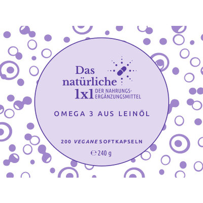 Omega-3 Nachfüll-Set (270)