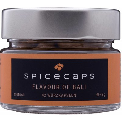 FLAVOUR OF BALI SPICECAPS