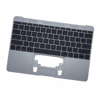 MacBook 12 inch A1534 topcase (2015) - space grey