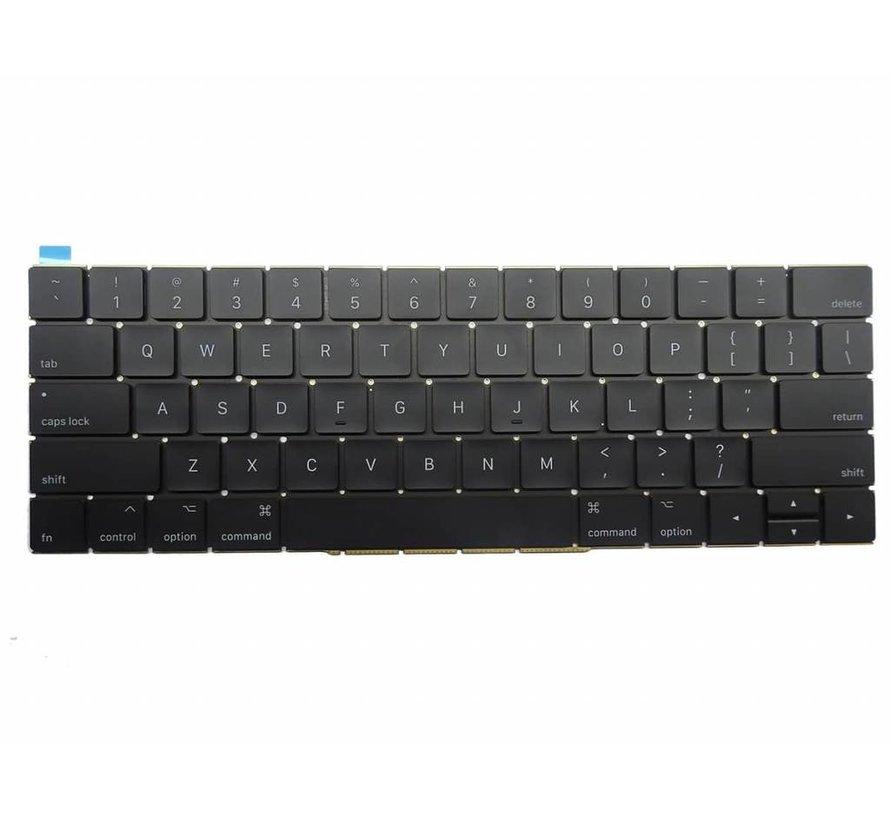 MacBook Pro 15 inch A1707 toetsenbord UK/ NL