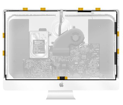 iMac 21,5 inch A1418 SSD Data Power Kabel