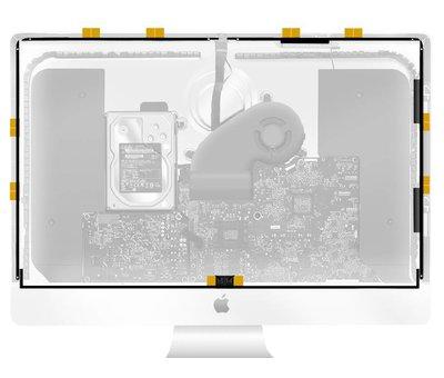 iMac 27 inch ventilator A1418