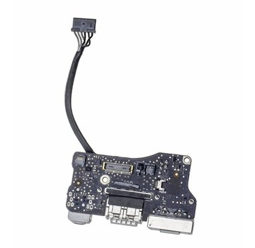 MacBook Air 13 inch A1466 Magsafe Aansluiting i/o bord (2012) - 820-3214-A