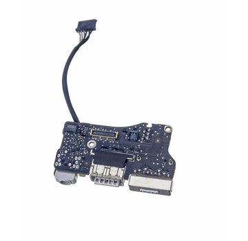 MacBook Air 13 inch A1466 Magsafe Aansluiting i/o bord (2013 - 2017) - 820-3214-A