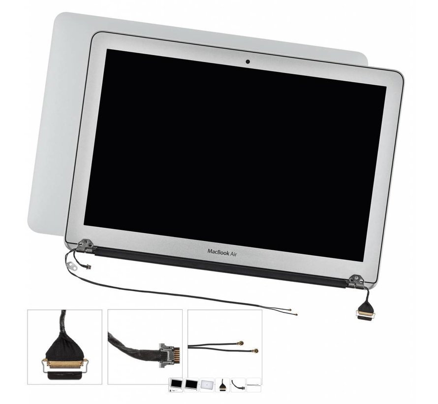 MacBook Air 13 inch A1369 display assembly (2010 - 2012)