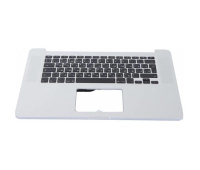 "MacBook Pro 15"" A1398 topcase (Late 2013 - Mid 2014) - NL/UK"