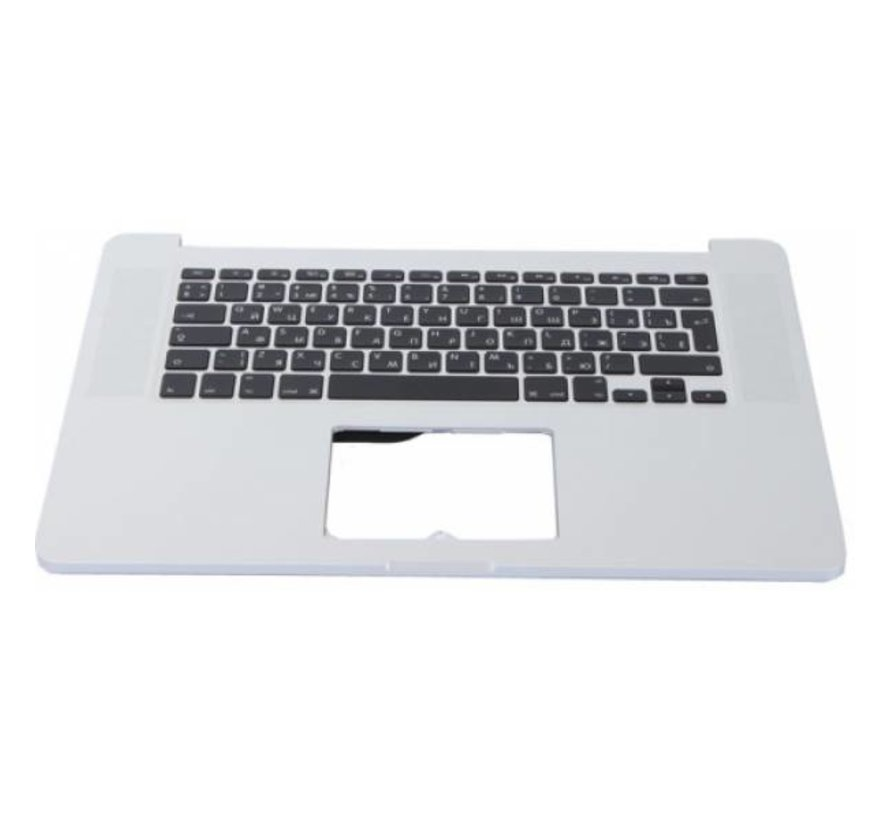 "MacBook Pro 15"" A1398 topcase (2015 - 2017) - NL/UK"
