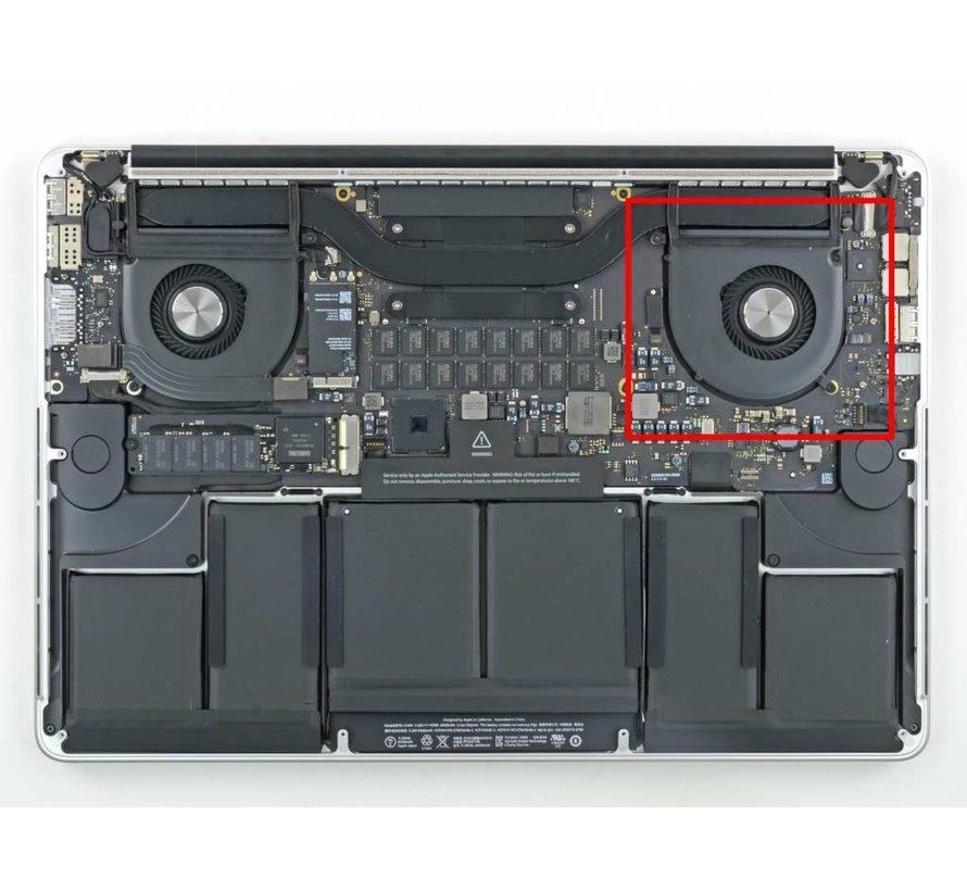 MacBook Pro 15 inch A1398 Ventilator GPU Links (Late 2013 - 2017) - 610-0220