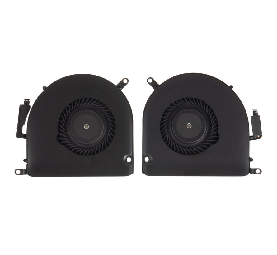 MacBook Pro 15 inch A1398 Ventilator set (Late 2013 - 2017)