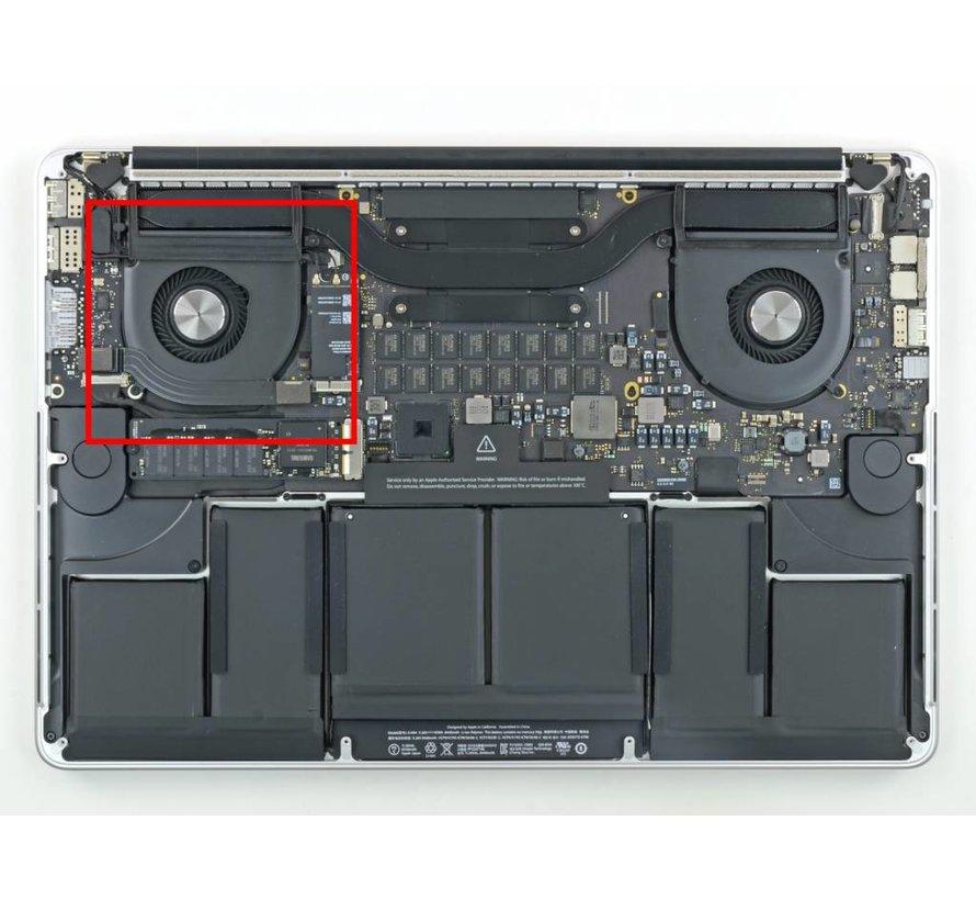 MacBook Pro 15 inch A1398 Ventilator CPU Rechts (2012 - 2013) - 923-0091