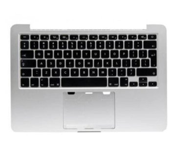 MacBook Pro 13 inch A1425 Topcase (Toetsenbord cover)