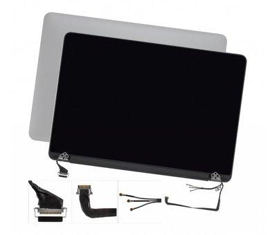 MacBook Pro 13 inch A1425 compleet display / scherm (2012 - 2013) - silver / zilver