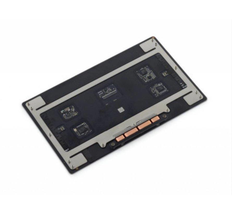 MacBook Pro 15 inch A1990 trackpad silver / zilver