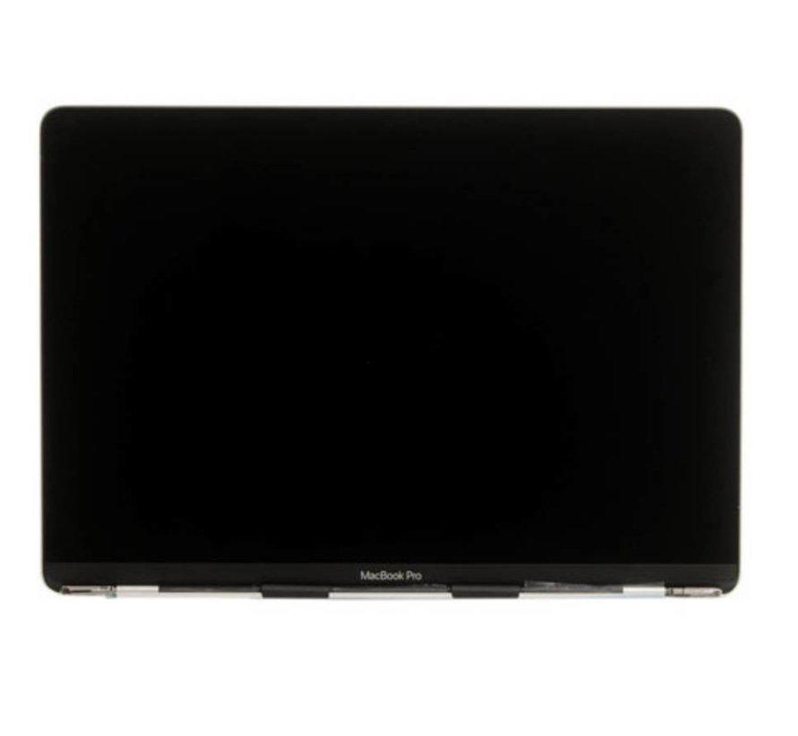 MacBook Pro 13 inch A1989 compleet display / scherm (2018) - silver / zilver