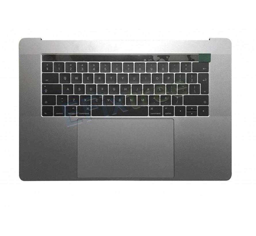 MacBook Pro 13 inchA1989 topcase - UK/NL - silver / zilver