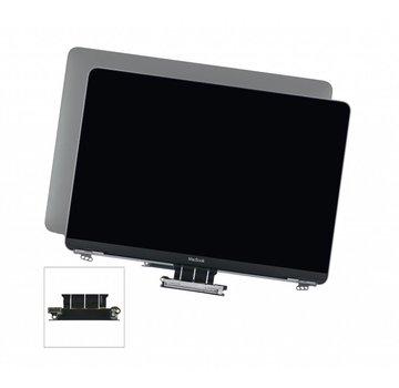MacBook 12 inch A1534 compleet display / scherm (2015 - 2017) - space grey