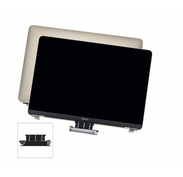 MacBook 12 inch A1534 compleet display / scherm (2015 - 2017) - gold / goud