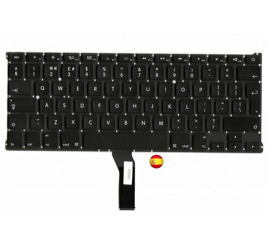 MacBook Air 13 inch A1369 en A1466 Toetsenbord - Spaans
