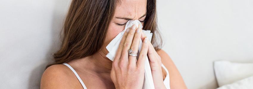 50 procent minder allergie klachten door gebruik van Cara C'air anti allergie beddengoed