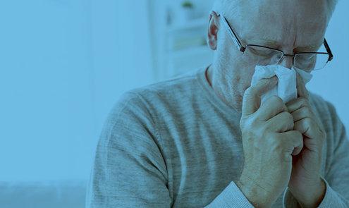 Huisstofmijt in de herfst en winter, waardoor heb ik meer allergie klachten?