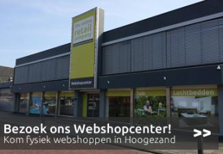 Bezoek onze fysieke winkel in Hoogezand!