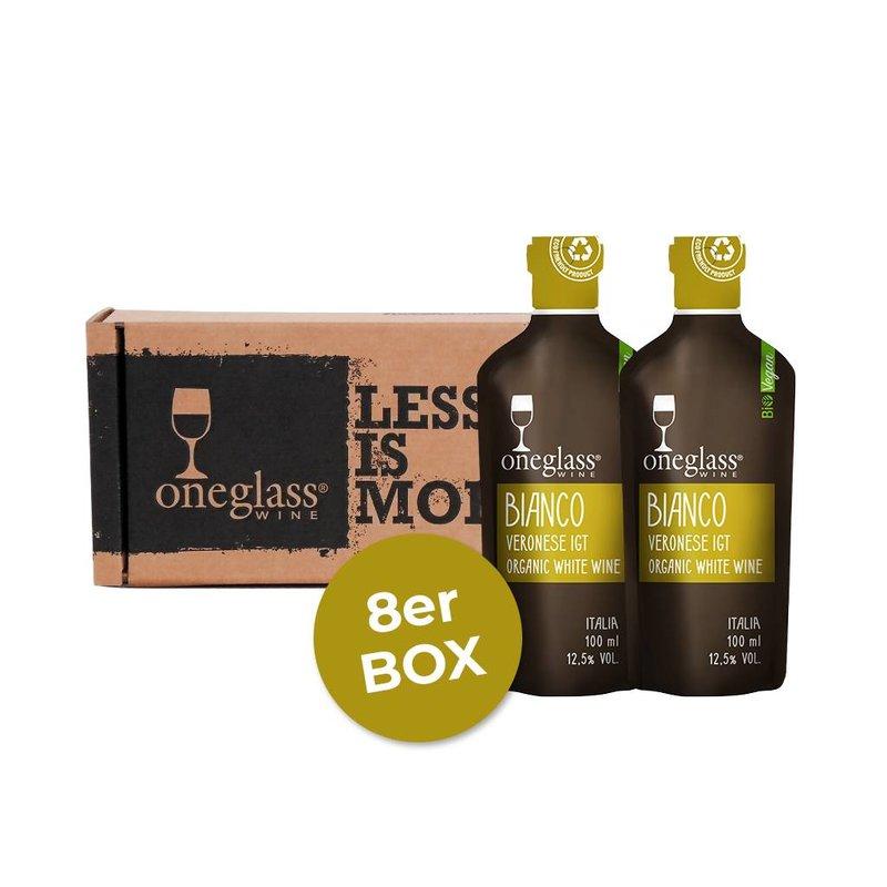 8er BIANCO BIOWEIN BOX