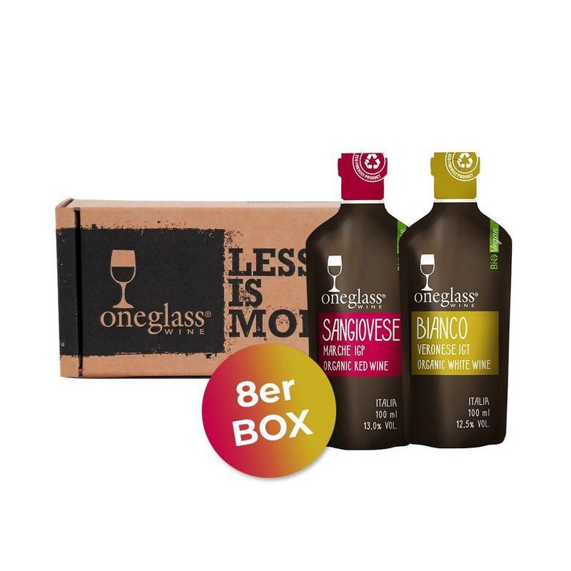 8er BIOWEIN MIX BOX