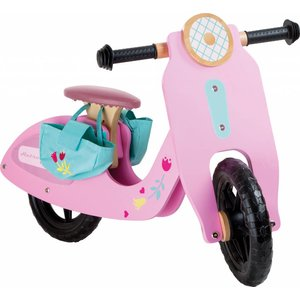Small Foot Roze loopfiets scooter Speedster