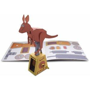 Bekken Design Kangoeroe (Paperoo)