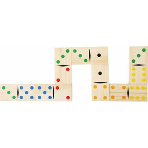 Small Foot Domino Gigant