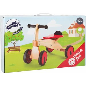 Small Foot Loopfiets Red Racer