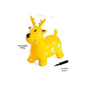 Buitenspeel Skippy hert geel